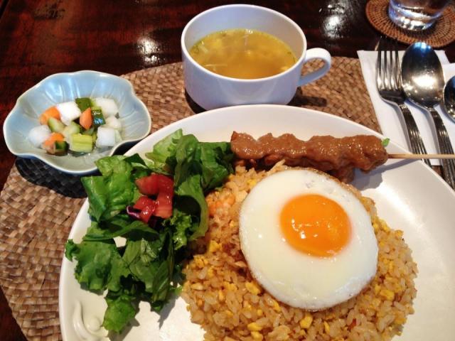 インドネシア料理 レストラン 東京